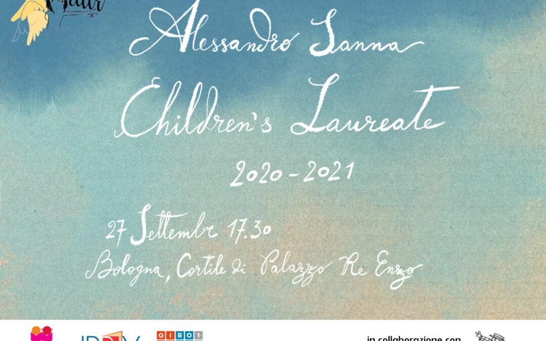 Children's Laureate  2020-2021